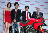 Ducati Most Powerful Most Beautiful Award 授賞式の画像