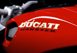 Ducati Monster 20th Anniversaryの画像