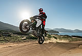 New Ducati Multistrada 1200 Enduro. The Wild Side of Ducatiの画像