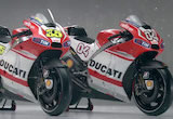 Ducati MotoGP Team 2014 – Shooting backstage videoの画像