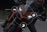 Ducati Multimedia System on New Ducati Multistrada 1200の画像