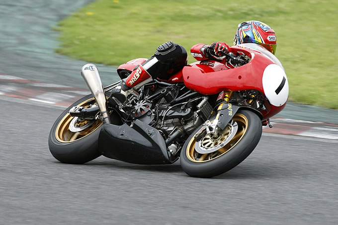 DUCATI CUP 2010 EASTの画像
