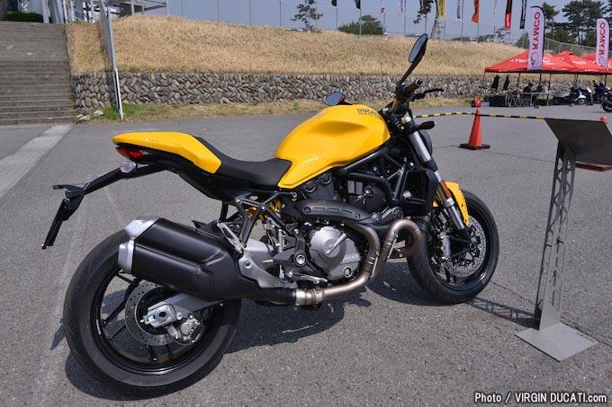 ムルティストラーダ1260Sや新型モンスター821の試乗車が用意された第4回JAIA輸入二輪車試乗会・展示会レポートの画像