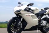 ドゥカティ スーパーバイク848の画像