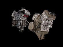 【速報】ドゥカティの新しいV4エンジン「デスモセディチ・ストラダーレ」発表の画像