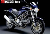 モンスター800Sの画像