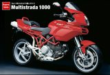 ムルティストラーダ1000のユーザーインプレ・評価の画像