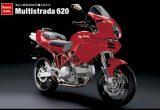 ムルティストラーダ620のユーザーインプレ・評価の画像