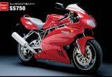 スーパースポーツSS750の画像