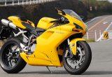 ドゥカティ スーパーバイク1098の画像