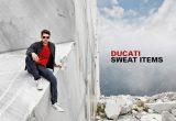 #010 カジュアルに着こなす DUCATI SWEAT アイテムの画像