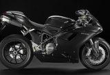スーパーバイク848ブラックの画像