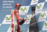 2014 MotoGPレポート 第14戦 アラゴンの画像