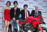 Ducati Most Powerful Most Beautiful Award 授賞式の画像