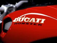 Ducati Monster 20th Anniversaryの画像