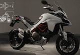 New Multistrada 1200 explained by Ducati Engineersの画像