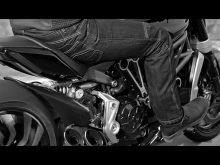 New Ducati XDiavel. The gentleman and the bastardの画像