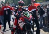 The Ducati Multistrada wins the 2012 Pikes Peak International Hill Climbの画像