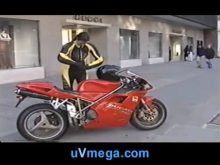 Funny phone call to Harrods London about a Ducatiの画像