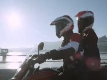 Ducati Hyperstrada ? Hyper performance, extreme versatilityの画像
