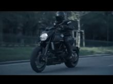 Ducati Diavel Dark ? The dark side of powerの画像