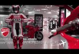 Motorbike on the Runway at Manchester Airport! #DucatiManAirportの画像