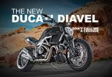 New Ducati Diavel. Don't call me a cruiser.の画像