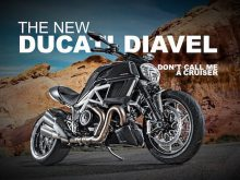 New Ducati Diavel. Don't call me a cruiser.の画像