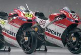 Ducati MotoGP Team 2014 ? Shooting backstage videoの画像