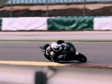 Ducati SBK Team 2014 ? Development videoの画像
