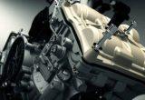 Ducati 1199 Panigale Superquadro engine 3D animationの画像