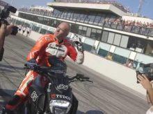 World Ducati Week 2014 ? Diavel Drag Race by Tudorの画像