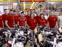 Ducati Factory ? People make the differenceの画像