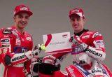 Ducati Team ? MotoGP Factory Riders ? Dovizioso & Iannoneの画像