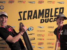 Ducati Scrambler Apparel and Accessories Collection!の画像