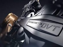Ducati Testastretta DVT Engine with Desmodromic Variable Timingの画像