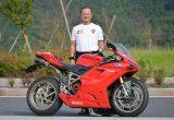スーパーバイク1198S(2009)の画像