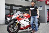 スーパーバイク1199パニガーレS トリコローレ(2013)の画像