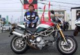 モンスター S4RS テスタストレッタ トリコローレ(2008)の画像
