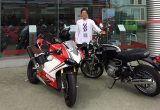 スーパーバイク1199パニガーレS トリコローレ(2013)&GT1000 (2010)の画像