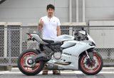 スーパーバイク899パニガーレ(2014)の画像