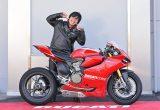 スーパーバイク1199パニガーレR(2014)の画像