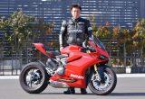 スーパーバイク1199パニガーレS(2014)の画像