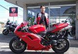 スーパーバイク1198(2011)の画像