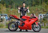 スーパーバイク1198SP(2011)の画像