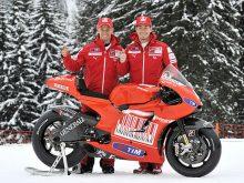 MotoGPマシン「Desmosedici GP10」発表!の画像