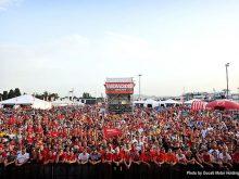 世界最大のドゥカティイベントが開催!の画像
