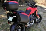 2011DUCATI 現行モデル一気乗り・ムルティストラーダ1200Sスポーツの画像