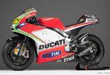DUCATI MotoGPマシン D16GP12 発表の画像