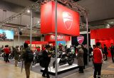 第39回 東京モーターサイクルショー2012 ドゥカティジャパン ブースレポートの画像